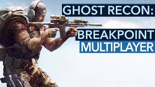 Ghost Recon: Breakpoint zieht uns die Schlinge zu - Multiplayer-Preview