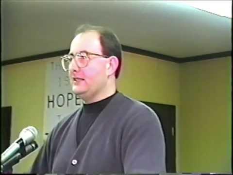 PRECIOUS TESTIMONIES TV PROGRAM TAPE NUMBERS:  144 (John Taylor – Salvation Testimony)