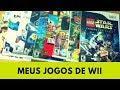 Meus Jogos De Nintendo Wii