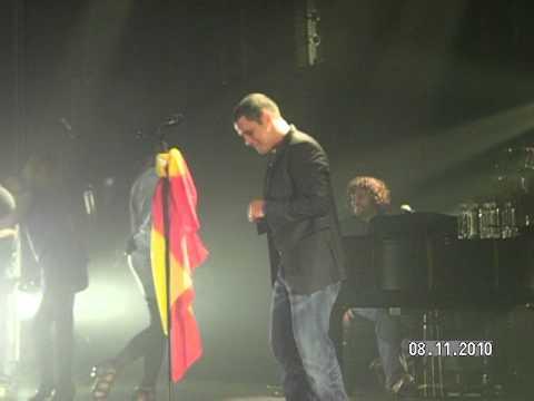 Alejandro Sanz conquistó Orlando y pronto cantará en Lima