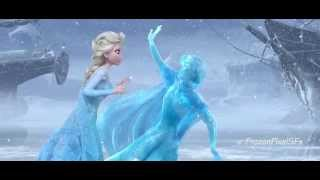 Elsa & Anna // Frozen - A Thousand Years by Christina Perri
