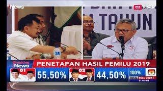 Video BPN Prabowo-Sandi Tolak Tanda Tangan Hasil Rekapitulasi Pilpres 2019 - Breaking iNews 21/05 MP3, 3GP, MP4, WEBM, AVI, FLV Mei 2019