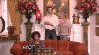 Ellen's in a Soap Opera!
