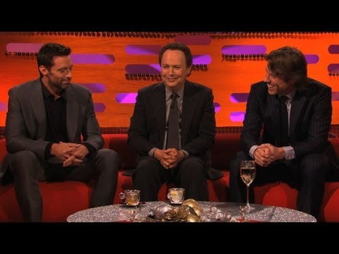 Award Ceremony Stories - The Graham Norton Show - New Year's Eve 2012 - BBC One