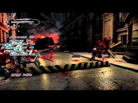 Ninja Gaiden 3 – Ultimate Ninja, No Ninpo DAY 1 Mid Boss – Steel Spider (Part 2)