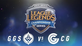 Video GGS vs. CG - Week 9 Day 2 | NA LCS Spring Split | Golden Guardians vs. Clutch Gaming (2018) MP3, 3GP, MP4, WEBM, AVI, FLV Juni 2018