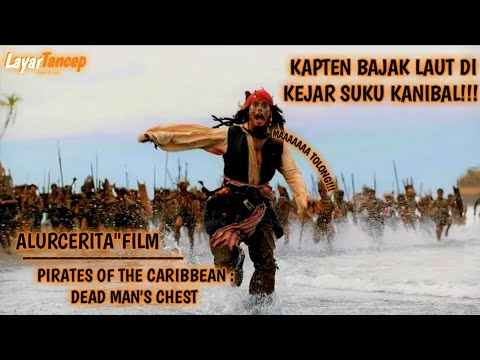 Pencarian Jantung Davy Jones | Alur Cerita Film - Pirates of the Caribbean 2 (2006)