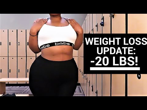 WEIGHT LOSS UPDATE #4  GETTING SNATCHED THIS YEAR!