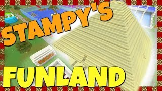 Stampy's Funland - Temple Trap