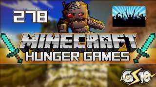 Minecraft Hunger Games: Episode 278 - Crashing the Party