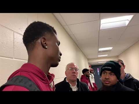 QB James Blackman talks FSU win at Boston College