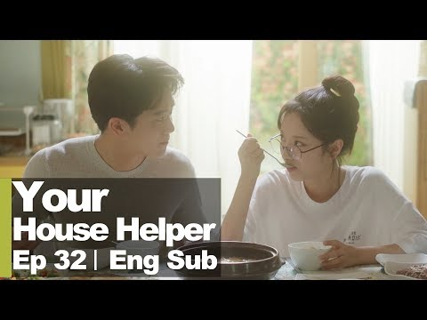 Ha Seok Jin ♥ Bo Na.. Are You Having a Lovers' Quarrel? [Your House Helper Ep 32]