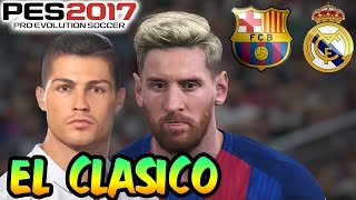 Video EL CLASICO | BARCELONA-REAL MADRID MP3, 3GP, MP4, WEBM, AVI, FLV Desember 2018