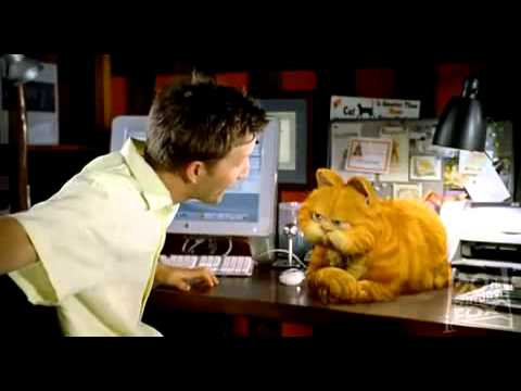 Garfield The Movie 2004   Official  Trailer