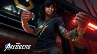 Растягивающаяся Мисс Марвел станет играбельным персонажем в Marvel's Avengers