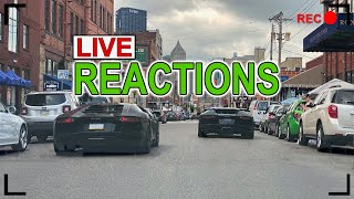 Lamborghini V12 Reactions by DoctaM3's Supercars Personified