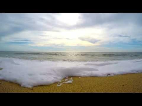 Short Impression: Portugal Beach 4k GopRo - Praia Areia Branca