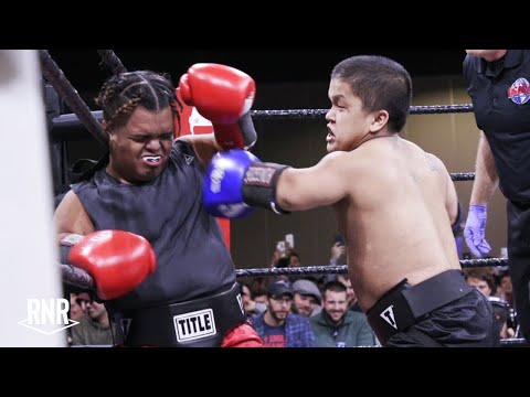 Dwarfs Fight For Championship Belt – RNR 10