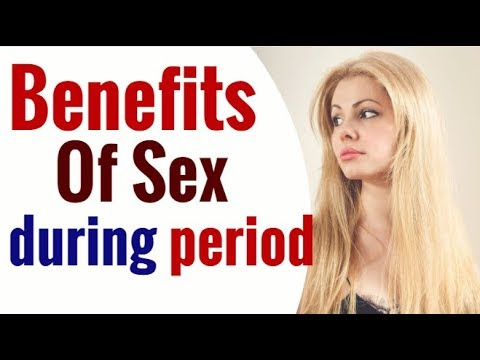 Benefits Of SÊX During The Menstrual Cycle | Health  Education In English