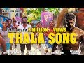 Chennai gana  Prabha  THALA SONG VIVEGAM    2017  MUSIC VIDEO waptubes