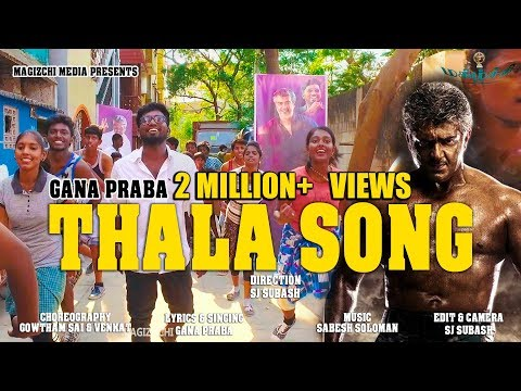 Video Chennai gana | Prabha - THALA SONG VIVEGAM   | 2017 | MUSIC VIDEO download in MP3, 3GP, MP4, WEBM, AVI, FLV January 2017