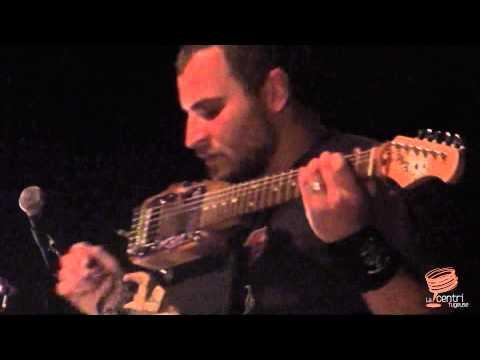 Romain Baudoin - Live à La Centrifugeuse (Pau)