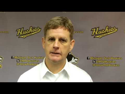 Coach Pearson Postgame Interview vs. Bowling Green, 12-14-13