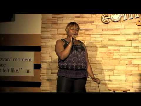 Comedian Moka in Toledo, Ohio - Connxtions Comedy Club