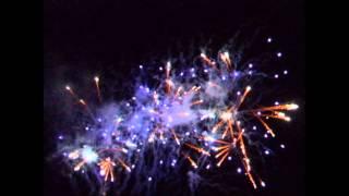 Devonport Australia  city images : End of 2015 Fireworks Display (Devonport Australia)
