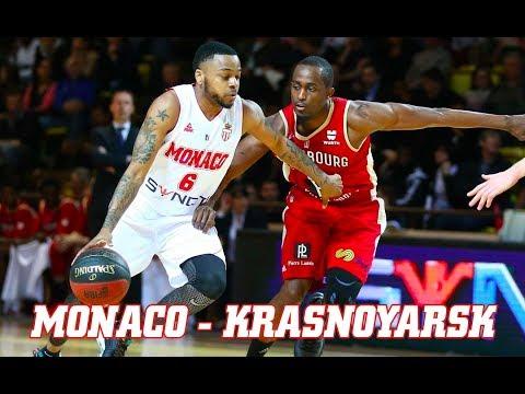 Teaser AS Monaco - Enisey Krasnoyarsk