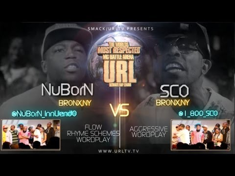 SMACK/ URL PRESENTS SCO VS NUBORN