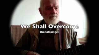 Trying out various ways to sing this wonderful song of the people. This is minimal guitar and voice. `hopefully the meaning still comes through.