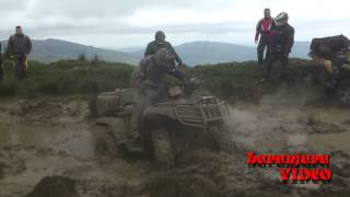 8. ARCTIC CAT 1000 TRV FUN