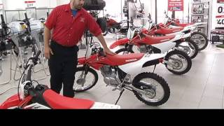 8. Motorsports - Choosing the right size dirt bike