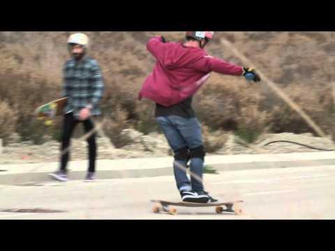 Promo longboard 2014