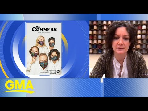 Sara Gilbert talks returning to the set of 'The Conners' l GMA