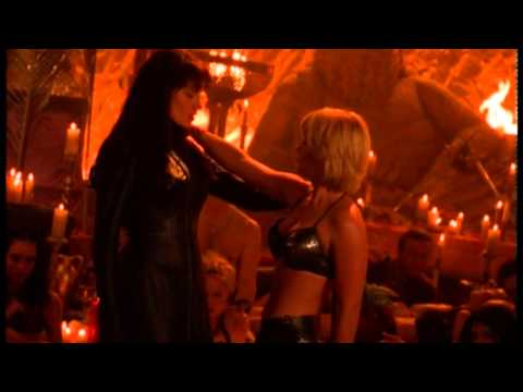 """Xena: Warrior Princess - Xena and Gabrielle's Dance from """"Heart of Darkness"""""""