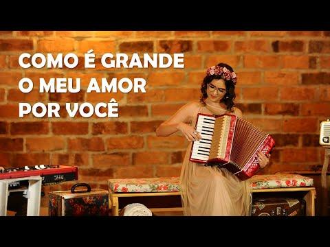 Poesias de amor - COMO É GRANDE O MEU AMOR POR VOCÊ (Roberto Carlos) + Marcha Nupcial por Áquila