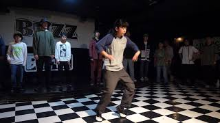 1~5 Circle – P-1G.P TOKYO POPPING SOLO BATTLE