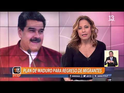 Presión a Venezuela por crisis migratoria