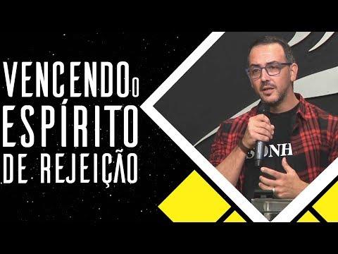 27/05/2018 - Vencendo o Espírito de Rejeição - Apóstolo Cristiano Miranda