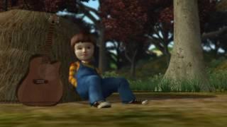 Muzica Folk    Romell Alaman - Un Lup