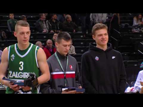 ANGT Kaunas: All-Tournament Team Highlights