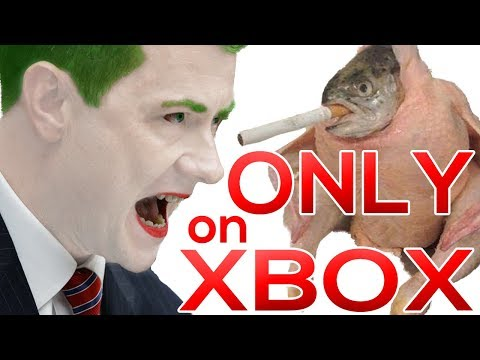 XBOX EXCLUSIVE! Only on Xbox Consoles