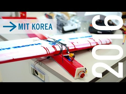 MIT Korea 2016: Mechanical Engineering with HS Students