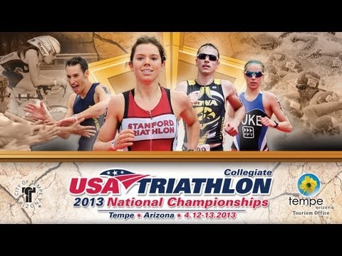 Collegiate - 2013 Collegiate National Championship Olympic Distance Live Webcast April 13th 7am - 3pm.