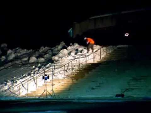 「バンクーバー五輪スノーボードハーフパイプ金メダルのショーン・ホワイトのまとめ映像」のイメージ