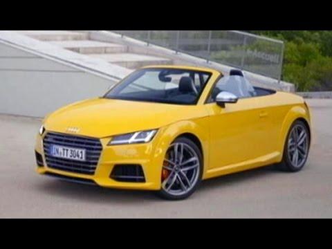 Audi TT S Roadster review