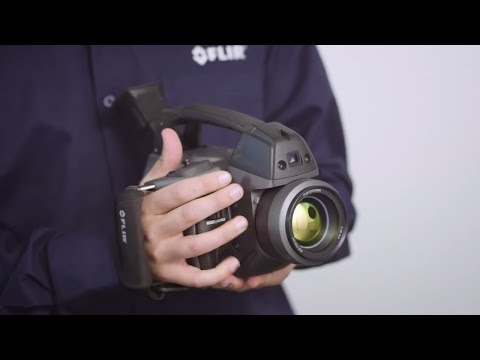 Introducing the FLIR GF306 Infrared Cameras for SF6 Detection and Electrical Inspections