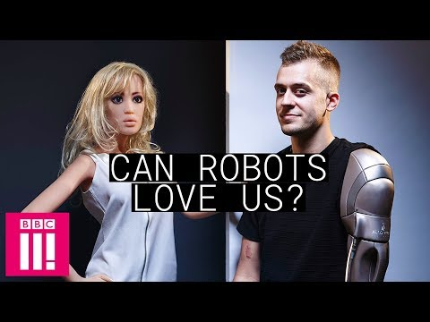 Video Can Robots Love Us? download in MP3, 3GP, MP4, WEBM, AVI, FLV January 2017